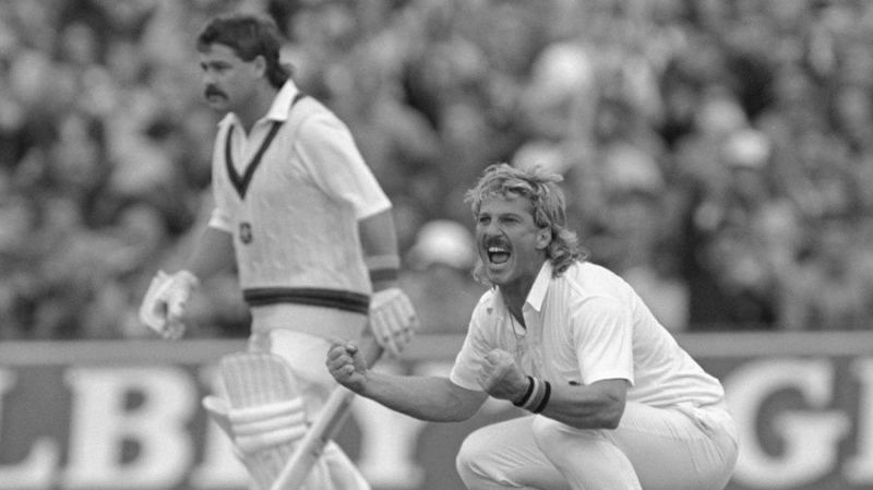 Ian Botham is one of the finest all-rounders in the history of the game