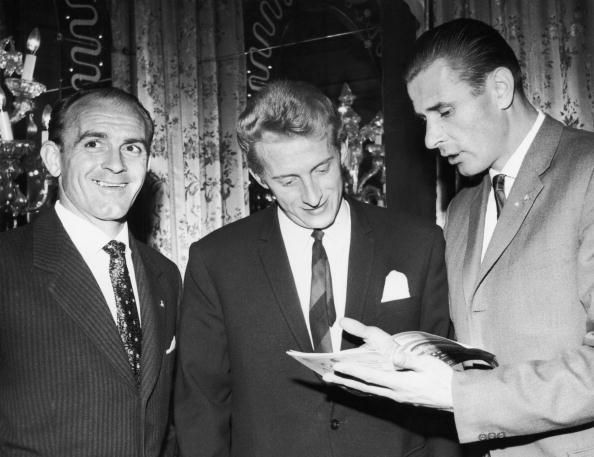 Di Stefano, Law And Yashin
