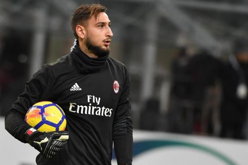 Donnarumma might be considering a move after being booed by Milan fans
