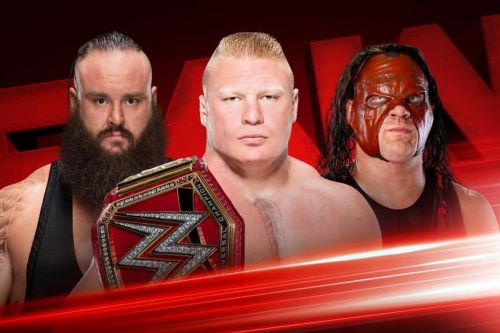 The first official match announced for the Royal Rumble pay-per-view