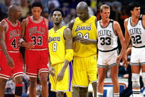 25 Most Dynamic Duos in NBA History 08bf6e1a4