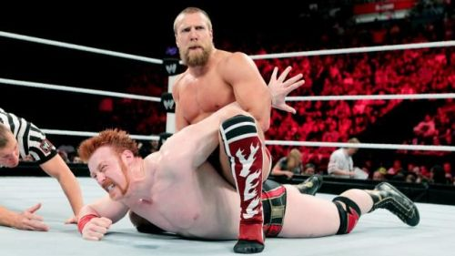 Days before the Yes Movement and before Sheamus looked stupid.