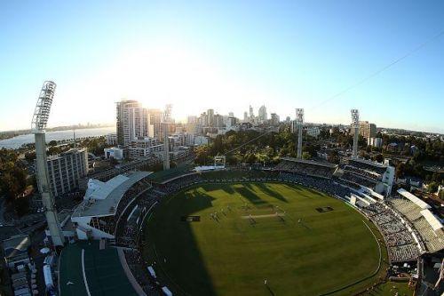 1st Test - Australia v South Africa: Day 1