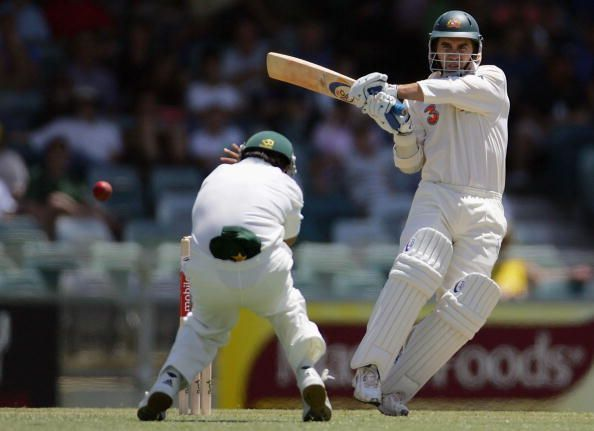First Test - Australia v Pakistan: Day 1