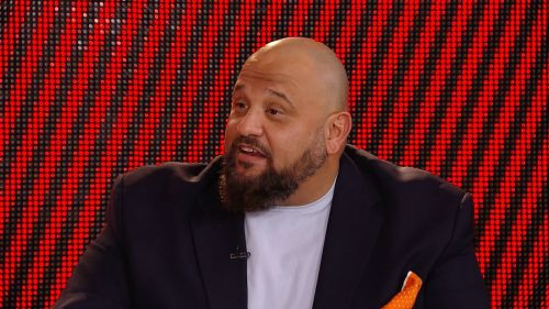images via wwe.com Tazz has maintained a career outside the ring since leaving the WWE.