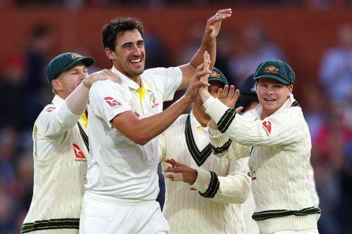 Australia v England - Second Test: Day 4