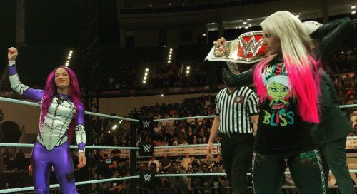 WWE Women's Wrestlers continue to make history