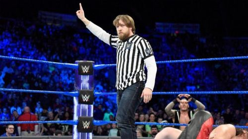 Things aren't exactly so black and white when Daniel Bryan is involved in a Special Guest Referee match