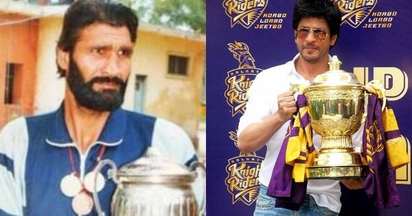 Kaur Singh got some much-needed aid from Shah Rukh Khan.