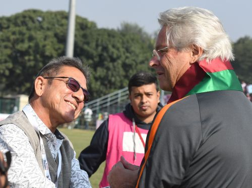 Sanjoy Sen is under pressure from his own fans (Photo: I-League)