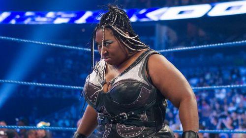 Kharma had a brief stint in WWE