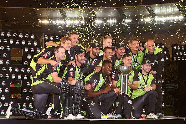 Big Bash League Final - Melbourne Stars v Sydney Thunder