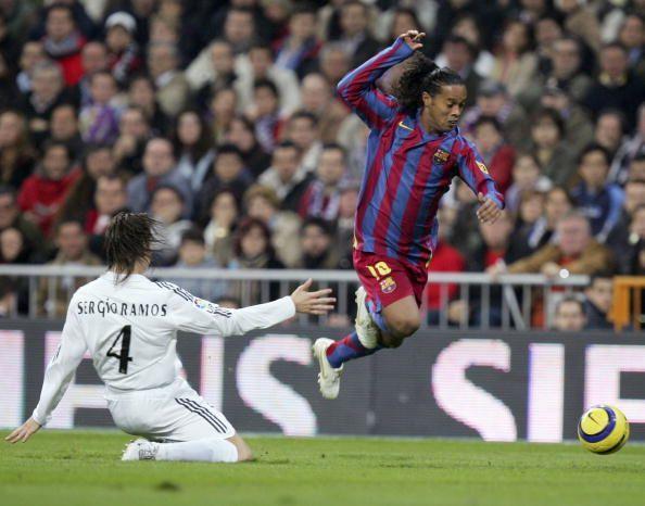 Real Madrid v F.C. Barcelona