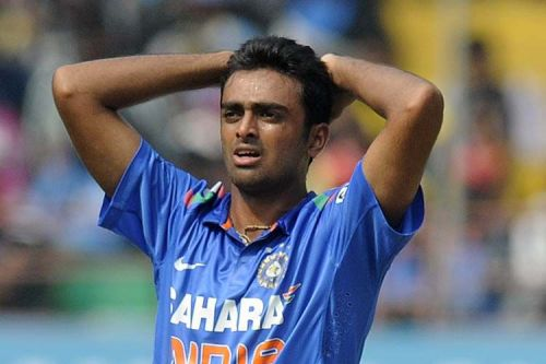 Enter captionBefore the T20s against Sri Lanka, Jaydev Unadkat last played for India in a T20 in 2016