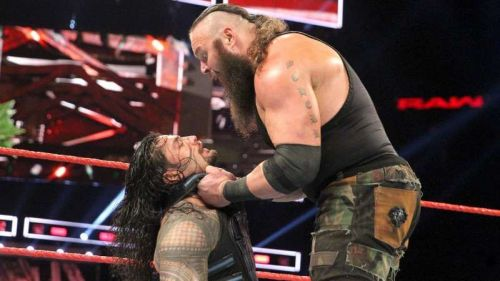 Roman Reigns vs Braun Strowman is regarded as the feud of the year by many