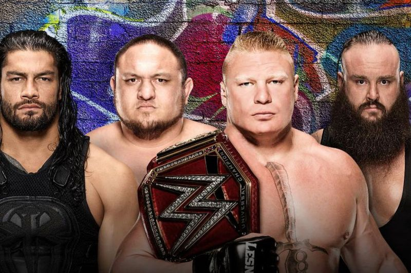 The 10 Best Wwe Matches Of 2017