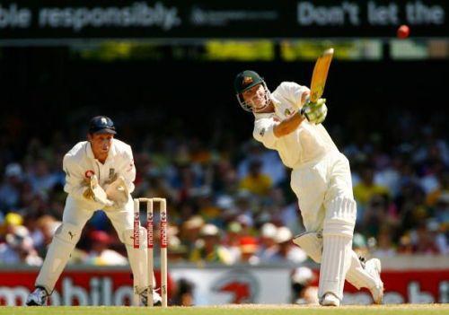 First Test - Australia v England: Day One