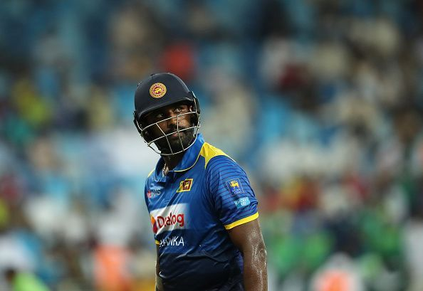 This is the first time Thisara Perera will be leading a Sri Lankan ODI side