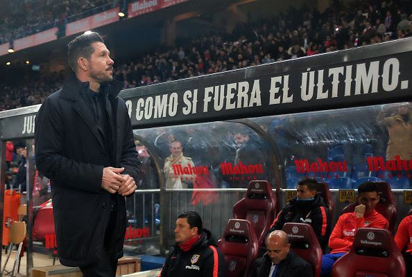 Club Atletico de Madrid v RC Deportivo La Coruna - La Liga