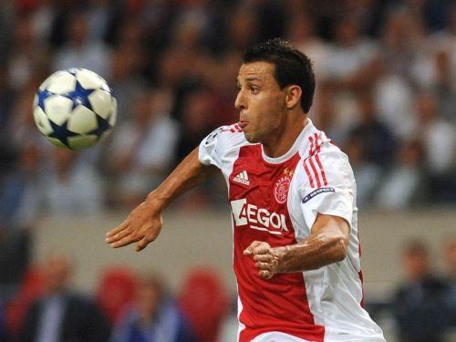 El-hamdoui made his name at Ajax