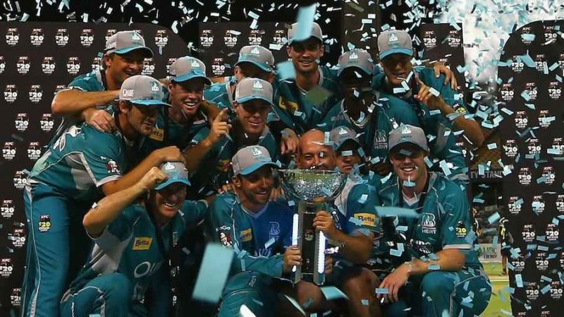 Brisbane Heat won the second edition of the BBL
