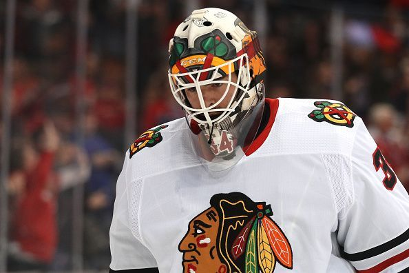 A Waning Power Explaining Why Chicago Blackhawks Are Not That Good