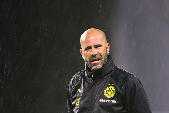 Borussia Dortmund Official Training & Press Conference - 2017 International Champions Cup China