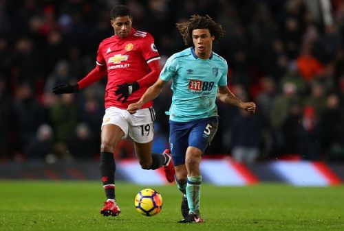 Ake showed signs of promise at a few instances