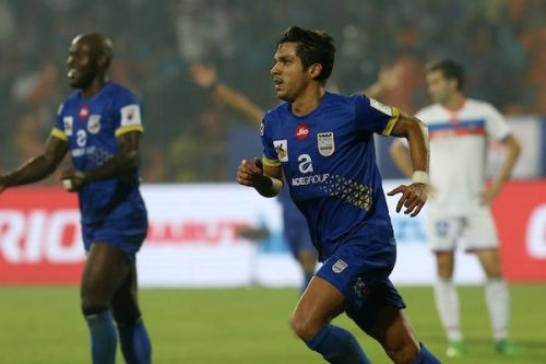 Mumbai City FC will the favourites on the night. (Photo: ISL)