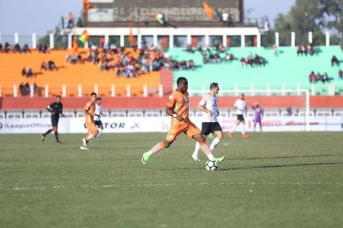 NEROCA churned out a great performance against the table toppers.
