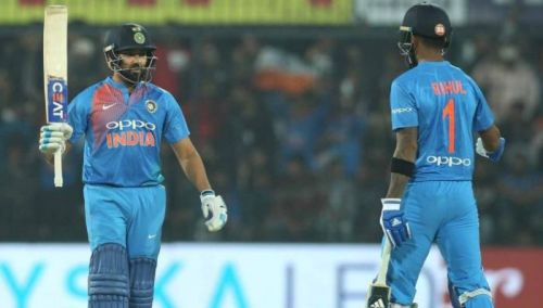 Indian openers set the perfect platform