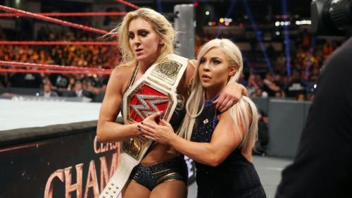 Charlotte successfully defended her Championship at Clash of Champions in 2016