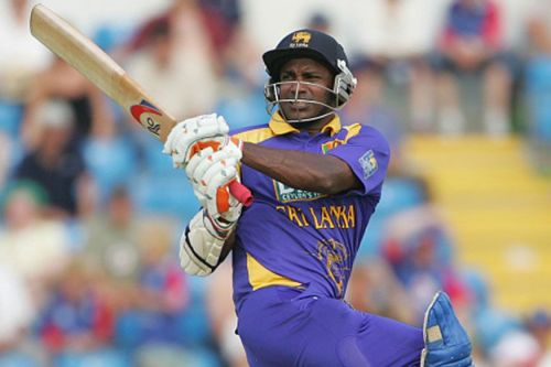 Sanath Jayasuriya Sri Lanka Cricket