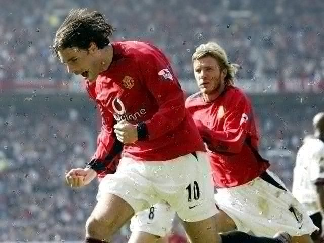 Image result for manutd vs fulham 3-0 2003