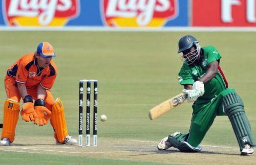 Kenya v Netherlands - ICC Cricket World Cup Qualifier