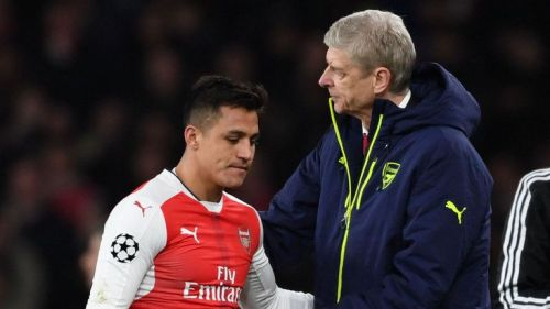 Alexis Sánchez is reportedly eager to leave Arsenal