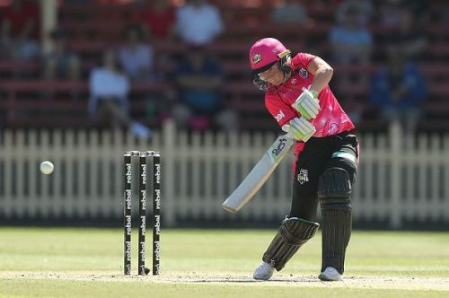 Alyssa Healy was unstoppable on the night