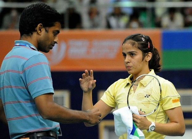 Saina has credited Gopichand for her outstanding success