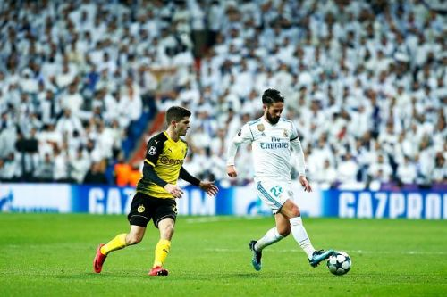 Real Madrid v Borussia Dortmund - UEFA Champions League