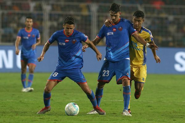 It was total control by FC Goa. (Photo: ISL)