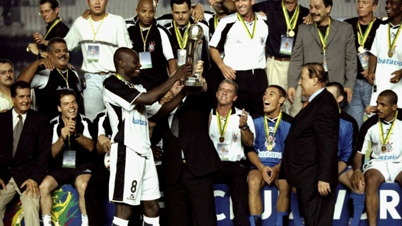 Image result for corinthian FIFA Club world Cup 2000