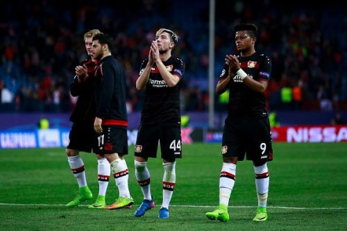 Club Atletico de Madrid v Bayer Leverkusen - UEFA Champions League Round of 16: Second Leg