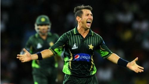 Yasir Shah hopes to don the national colours soon enough