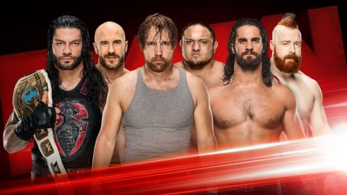 The Hounds of Justice and their latest opponents