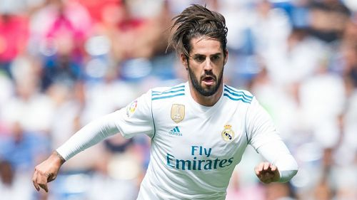 Isco has been instrumental in Real Madrid's successes in the past few seasons