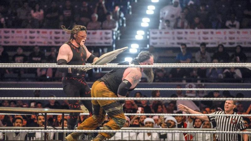 Page 4 - WWE Live Event India Results with photos and video