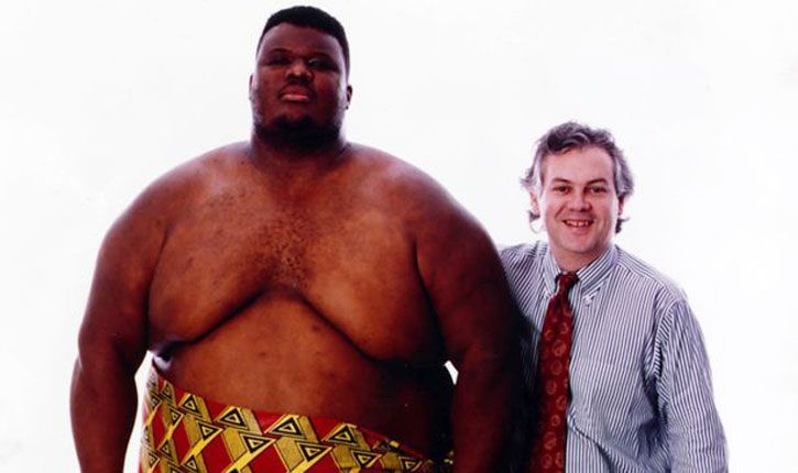 Emmanuel Yarbrough fought in the UFC in 1994