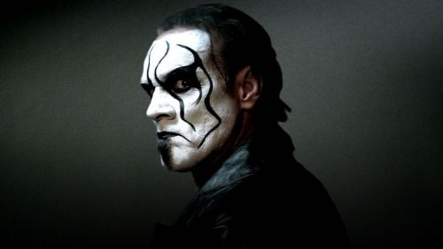Sting retired from wrestling in 2016