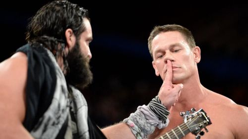 Shut Up Cena. It's My Time Now!