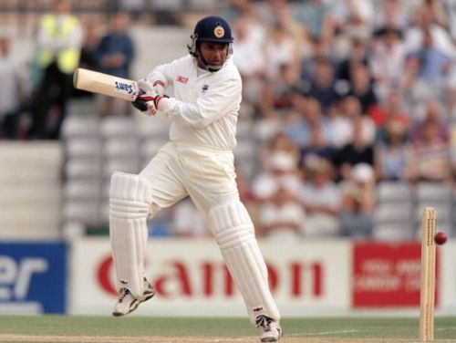 Arjuna Ranatunga was a mainstay in Sri Lanka's batting order for over a decade
